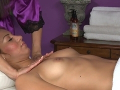 Horny pornstar Vicki Chase in Fabulous Massage, HD xxx clip