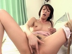 Woman Makes Herself Climax