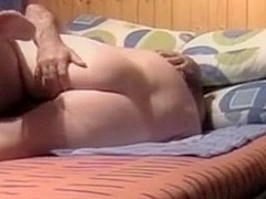 German Wife Gives Cook Jerking