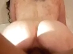 My cock in her deep wet pussy