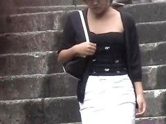 Cute girl got was the lead actress in this top sharking vid
