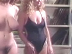 Cara Lott, Leslie Winston & Christy Canyon