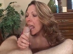 Mother I'd Like To Fuck Abby - Wank and engulf