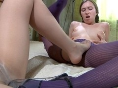 NylonFeetVideos Video: Emm and Betty