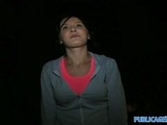 PublicAgent HD This Babe wishes to be a model so much this babe copulates for