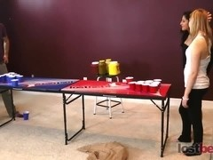 Strip Air Pong with Julie Kyle Fern and Lumen
