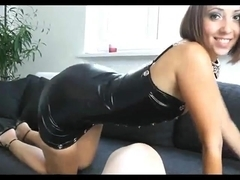 sexi german footjob