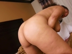Amazing pornstar in exotic black and ebony, big ass sex movie