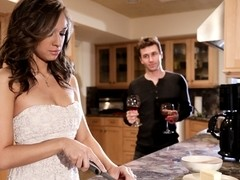 Sara Luvv & James Deen inMy Daughter's Boyfriend #10, Scene #02