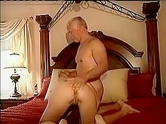 Rich older couple acquire private sex tape taken away