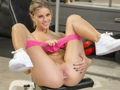 Jessa Rhodes in Working It Out - FantasyHD Video