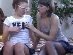 LadiesKissLadies Movie: Jean and Bex