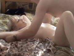 Me on top of my horny wife