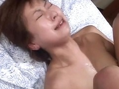 Hardcore cock sucking milf fucked deep in her hole!