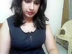 Desi Busty Hotty Exposing With Moaning Voice