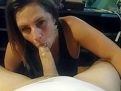 cuban whore sucks it and can't live without every minute