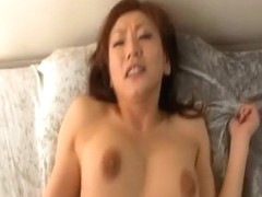 Emii Harukaze Hot Asian chick enjoys cocks
