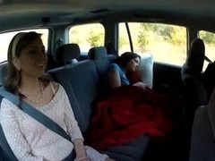 Legal Age Teenager roadtrip turns into a buttfucking party
