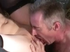 Amazing Blonde, Mature xxx video