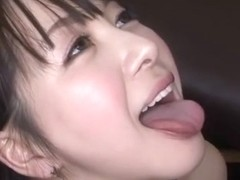 Incredible Blowjob video with JAV Censored,Asian scenes