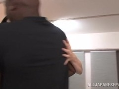 Busty Sophia Takigawa gets fucked in a hot gang bang