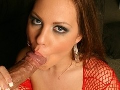 Kaylee Sanchez takes that awesome huge dick