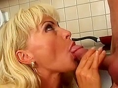 hot housewife fucked by her young lover