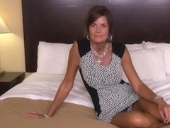 Realtor Does Amateur POV Casting - MILF First Only Scene