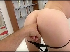 Fucked until she cries