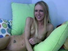 SpringBreakLife Video: Small Tit Blonde
