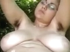 Bushy big beautiful woman Caroline