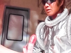 Best Japanese chick in Crazy JAV uncensored Threesomes video