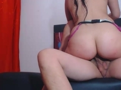 colombian couple fuck