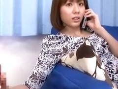 Crazy Japanese chick in Hottest POV JAV video