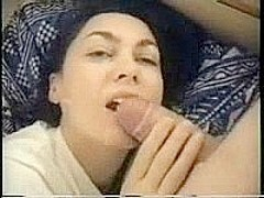 Jerkoff into mouth