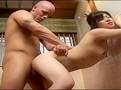 Japanese cunts crave white cock 4