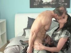 Horny pornstars George, Enny in Fabulous Big Tits, Romantic sex movie