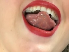 Blowjob and cum in my mouth