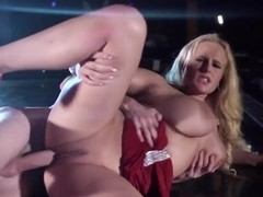 Angel Wicky gets nailed by Danny D