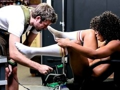 Misty Stone, Ralph Long in Misty Stone Has the Perfect Squirt Video