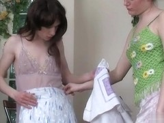 StraponSissies Clip: Ninette A and Walter