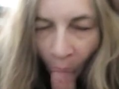 Mature wife got very naughty that day