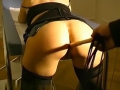 serf girl facefucked and brutally dildoed up the asss
