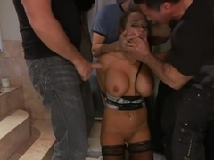 Cheating Wife Pays the Price