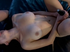 Raven Rocket Loves Electricity and Loves to get Fucked!
