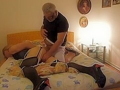 German senior perversions