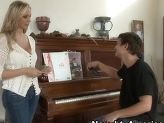 Julia Ann & Mr. Pete in My Friends Hot Mom