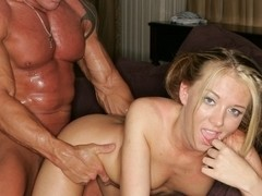 Jeanie Marie meets her neighbor that drills her