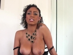 Hottest pornstars in Exotic Blowjob, Black and Ebony porn movie