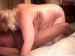 My wife rides 10inches of bbc